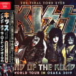 KISS キッス / さらば地獄の軍団!ファイナルツアー 2019年12月17日大阪公演