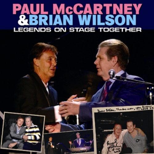 PAUL McCARTNEY & BRIAN WILSON