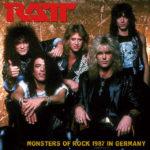 RATTl ラット / 87年ドイツ版モンスターズ・オブ・ロックより2ステージ