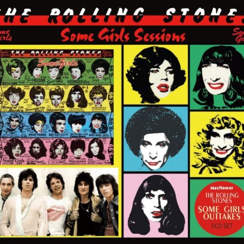 THE ROLLING STONES SOME GIRLS