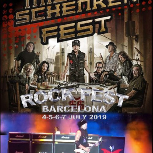 ND-8529-8530 Michael Schenker Fest