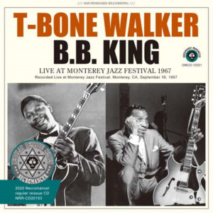 T-BONE WALKER WITH B.B. KING