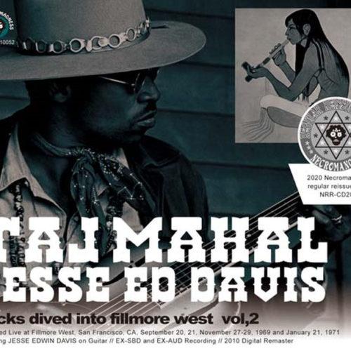 TAJ MAHAL featuring JESSE ED DAVIS