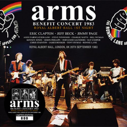 ARMS BENEFIT CONCERT 1983