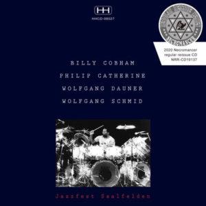 BILLY COBHAM AND PHILIP CATHERINE QUARTET
