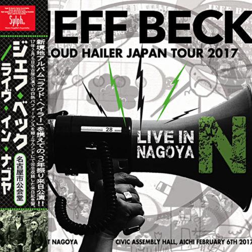 JEFF BECK - LIVE IN NAGOYA 2017