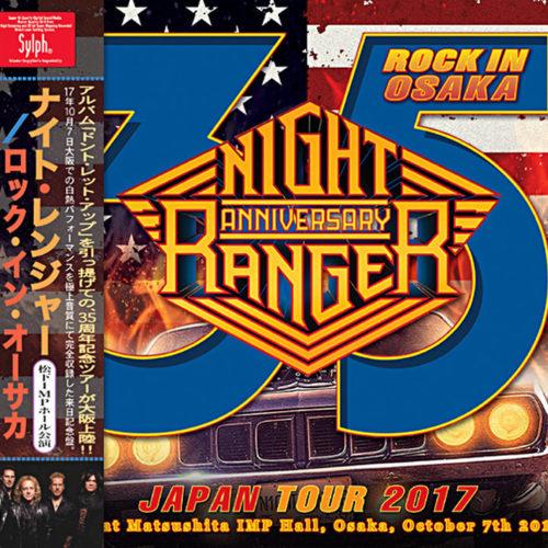 NIGHT RANGER - ROCK IN OSAKA
