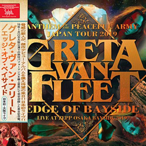 GRETA VAN FLEET - EDGE OF BAYSIDE