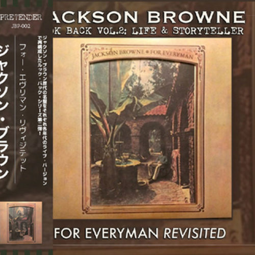 JACKSON BROWNE / FOR EVERYMAN REVISITED