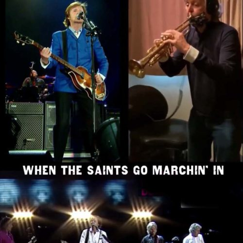 Paul McCartney / When The Saints Go March In