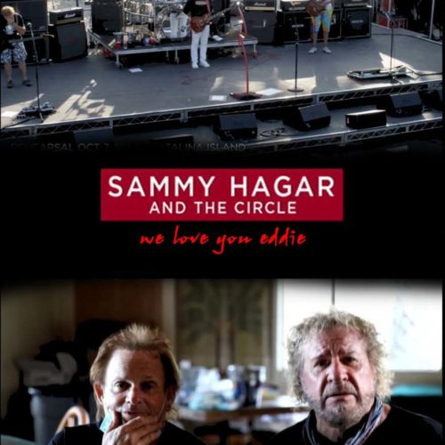 Sammy Hagar & The Circles / We Love You Eddie