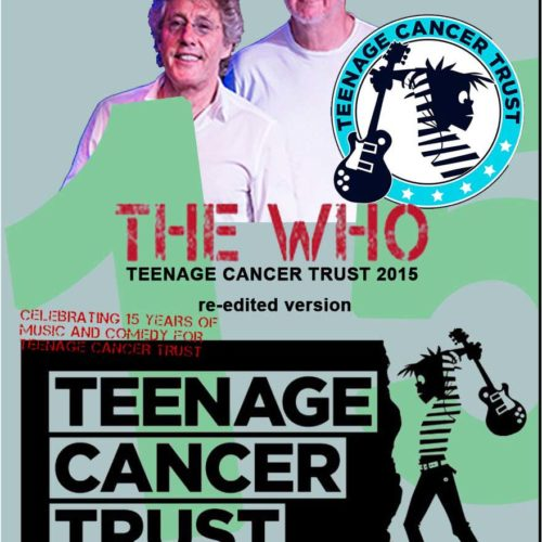 The Who / Teenage Cancer Trust 2015