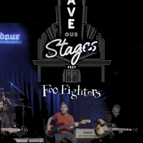 Foo Fighters / Save Our Stages Fest 2020
