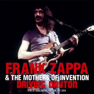 FRANK ZAPPA &THE MOTHERS OF INVENTION