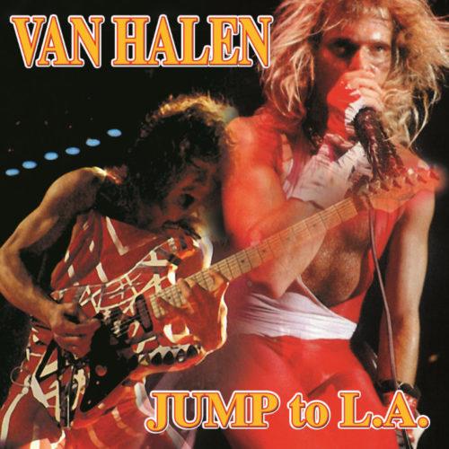 VAN HALEN / JUMP TO LA
