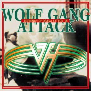 VAN HALEN - WOLF GANG ATTACK