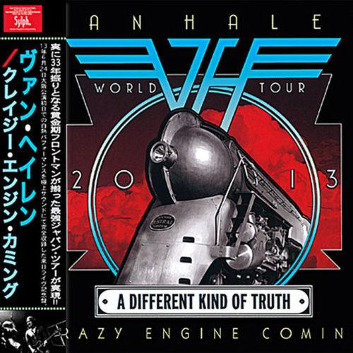 VAN HALEN / Crazy Engine Coming