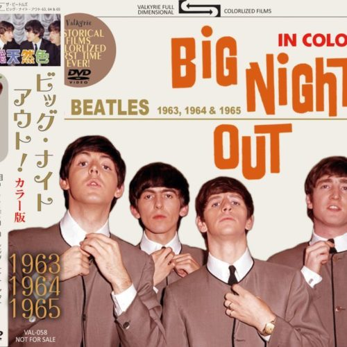 THE BEATLES / BIG NIGHT OUT!