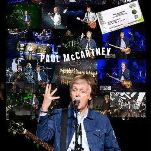 Paul McCartney / Freshen Up Glasgow 2018