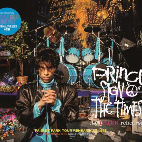 PRINCE / SIGN 'O' THE TIMES