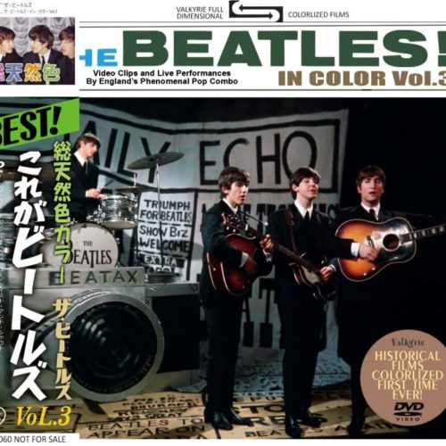THE BEATLES / THE BEATLES IN COLOR Vol.3