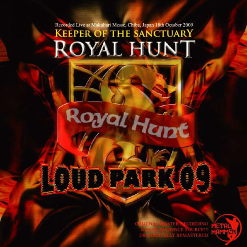 ROYAL HUNT / Keeper Of The Sanctuary