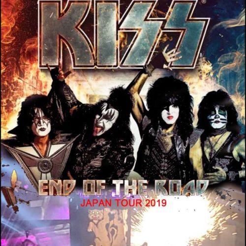 Kiss / Japan Tour 2019