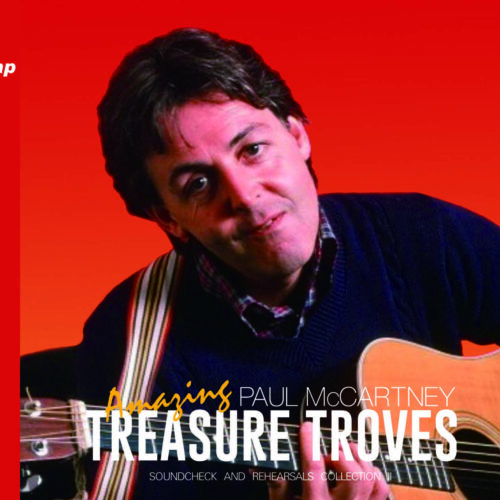 PAUL McCARTNEY / Amazing TREASURE TROVES