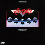 エアロ・スミス / 1976年「ROCKS」クアドラフォニック4ch DVD-Audio!