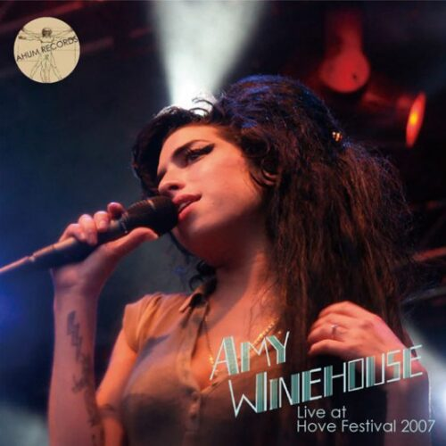 AMY WINEHOUSE / Live at Hove Festival 2007