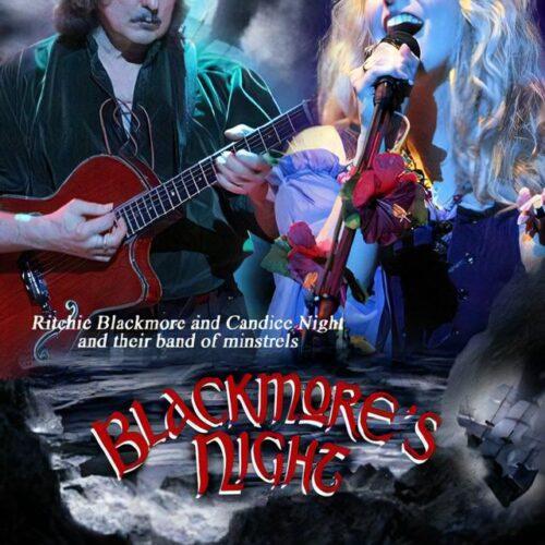 BLACKMORE'S NIGHT / THE SECRET VOYAGE TOUR IN RUSSIA 2008