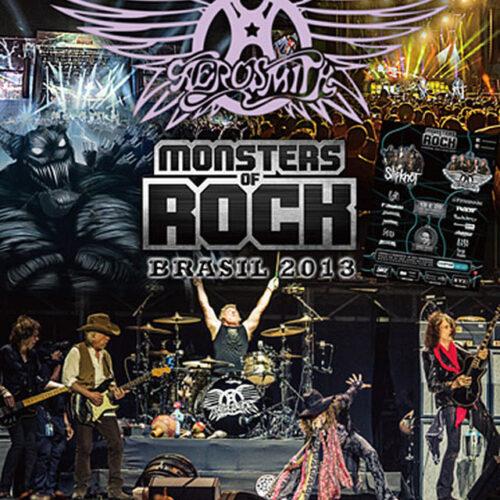 AEROSMITH / Monsters Of Rock Brasil 2013