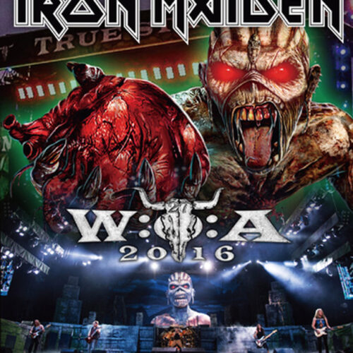 IRON MAIDEN / WACKEN OPEN AIR 2016