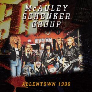 McAURLEY SCHENKER GROUP / ALLENTOWN 1990