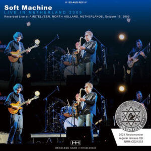 SOFT MACHINE / LIVE IN NETHERLAND 2009