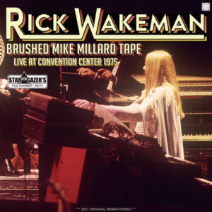 RICK WAKEMAN / LIVE AT CONVENTION CENTER 1975
