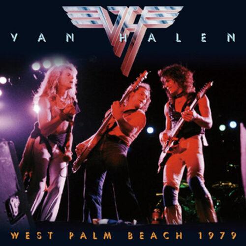 VAN HALEN / WEST PALM BEACH 1979
