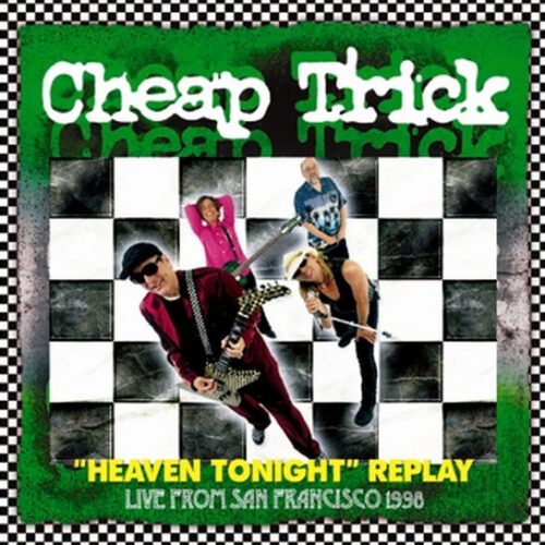 CHEAP TRICK / LIVE FROM SAN FRANCISCO 1998
