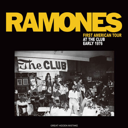 RAMONES / FIRST AMERICAN TOUR