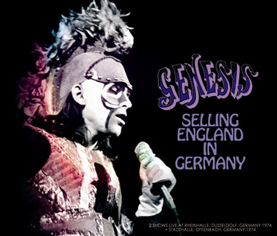 GENESIS / SELLING ENGLAND IN GERMANY