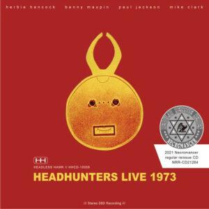 HERBIE HANCOCK / HEADHUNTERS LIVE 1973