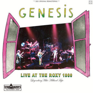GENESIS / LIVE AT THE ROXY 1980