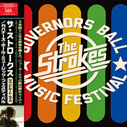 THE STROKES - Governors Ball Music Festival