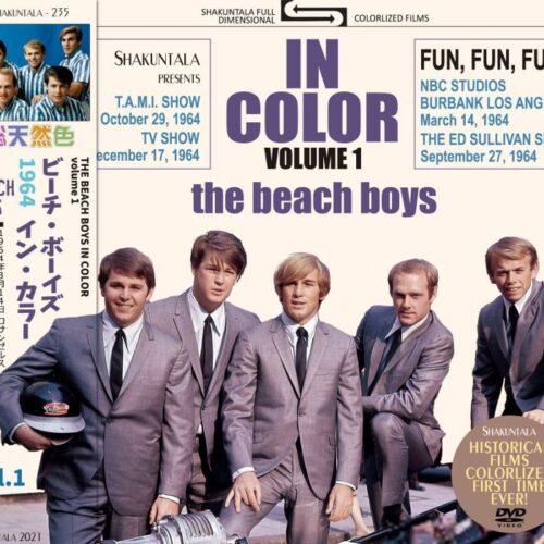 BEACH BOYS / IN COLOR VOLUME 1