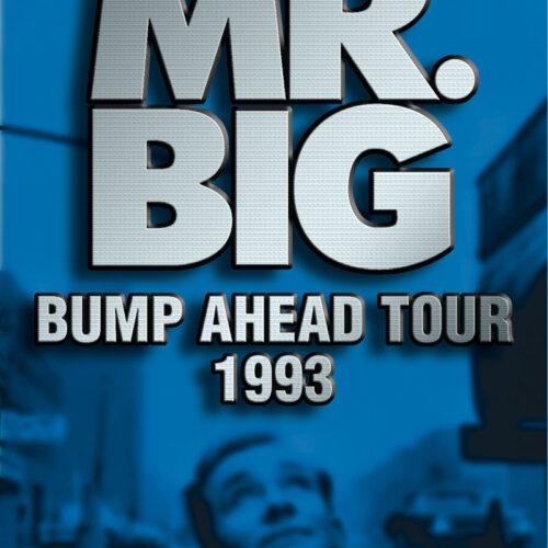 MR.BIG / BUMP AHEAD TOUR 1993