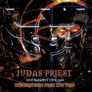 JUDAS PRIEST - PREMONITIONS FROM THE VOID