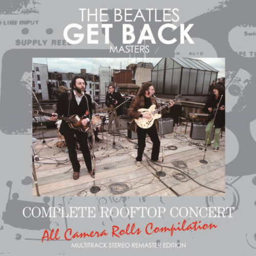 THE BEATLES / GET BACK MASTERS