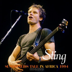 STING / SUMMONER'S TALE IN AFRICA 1994