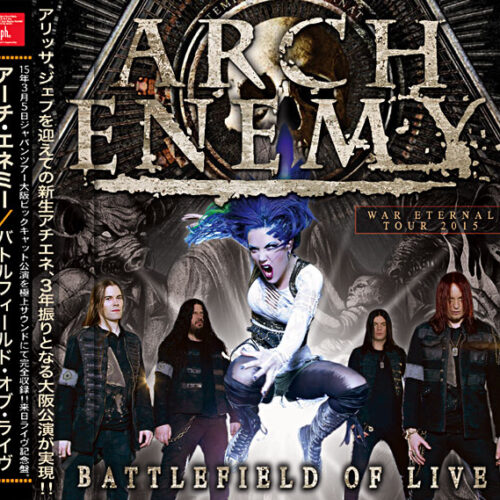 ARCH ENEMY - Battlefield Of Live
