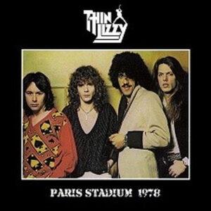THIN LIZZY / Paris Stadium 1978